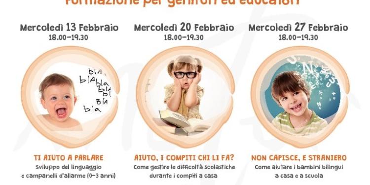 volantino flyer -LE MIE PAROLE – FRONTE (1)